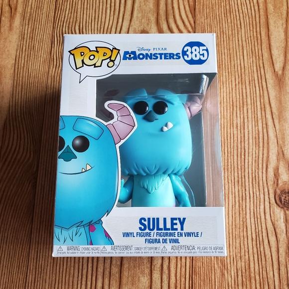 Sulley Funko Pop